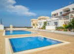 1-apartments-for-sale-in-paralimni - communal-pool