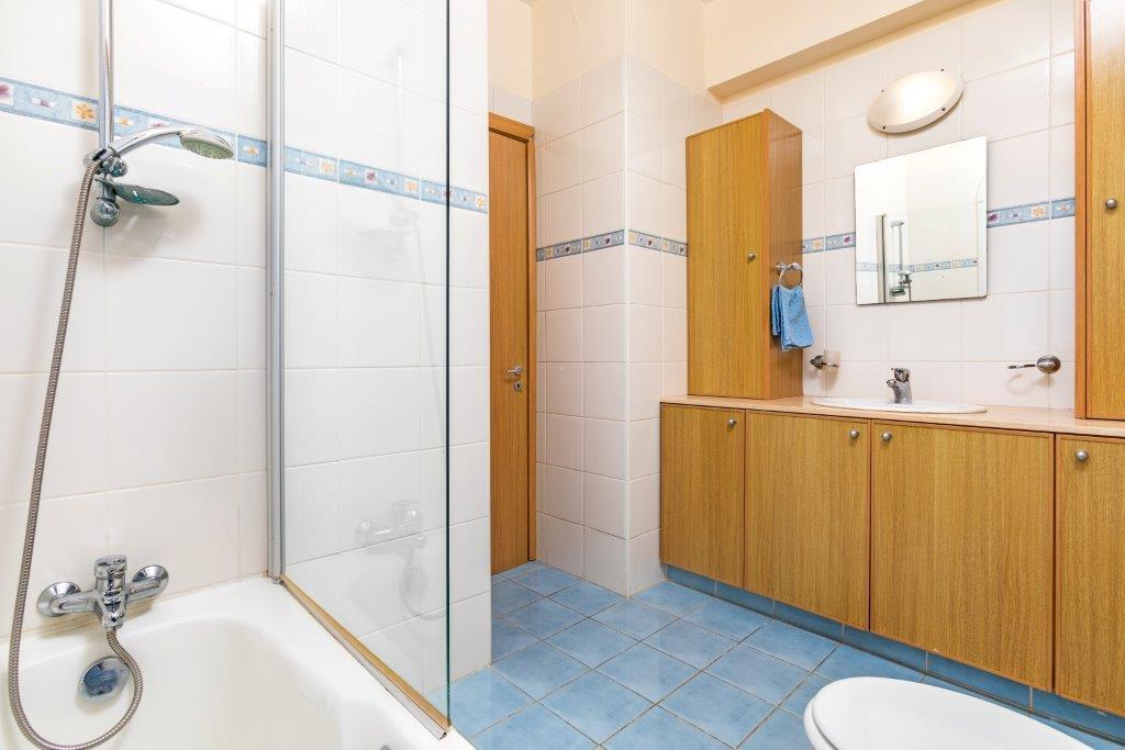 Ванная комната в вилле