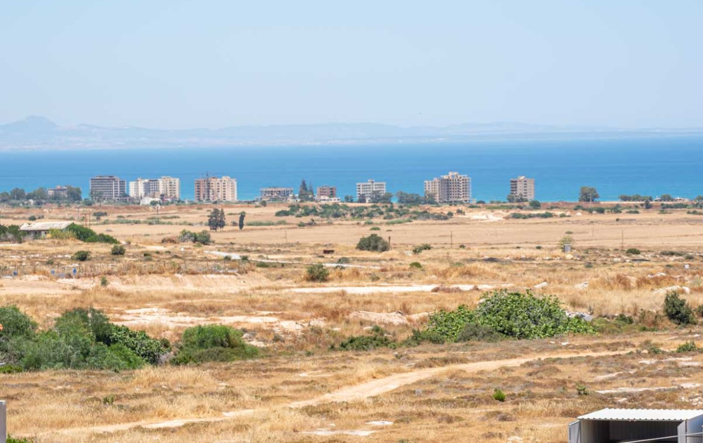 Вид на мертвый город Фамагусту