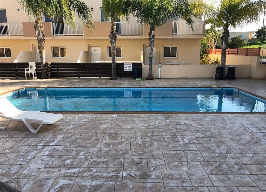 Вторичные квартиры на продажу на Кипре - бассейн