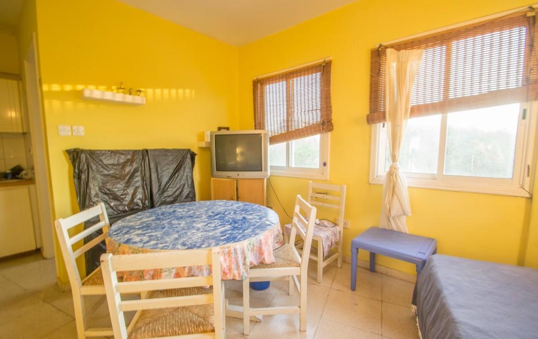 Квартира-студия на продажу в Каппарисе