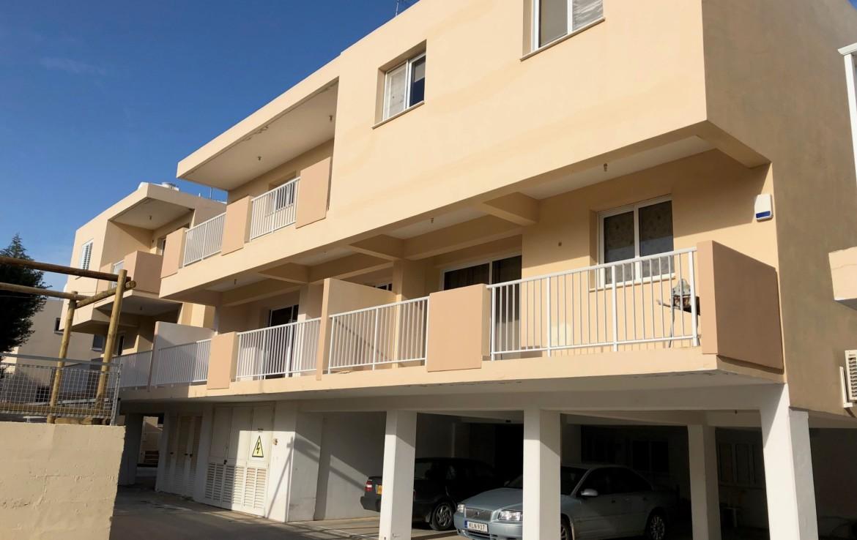 Двуспальная квартира на продажу на Кипре