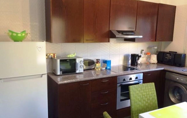 Кухня в доме в Айа Текле