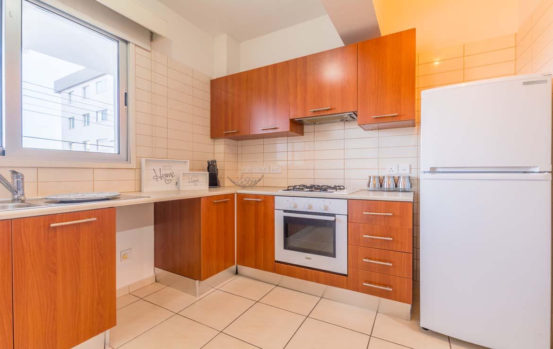 Кухня в квартире на продажу в Ларнаке
