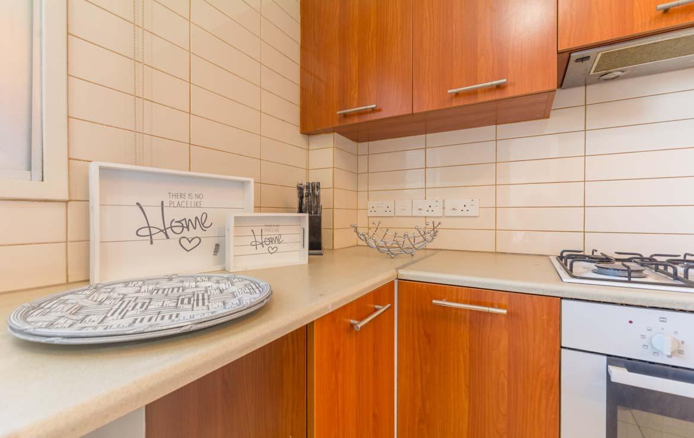 Кухня в объекте на продажу в Ларнаке