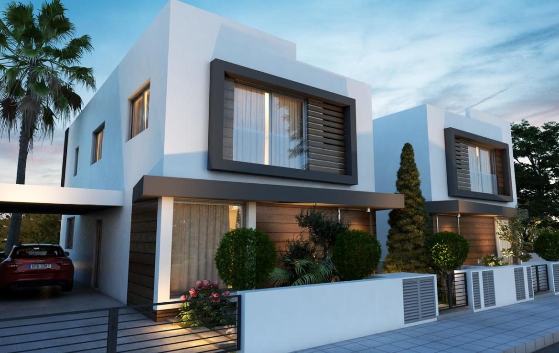 Купить дом в Ларнаке в районе Ливадья