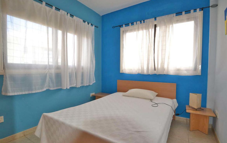 Спальня в квартире на продажу в Хрисополитиссе