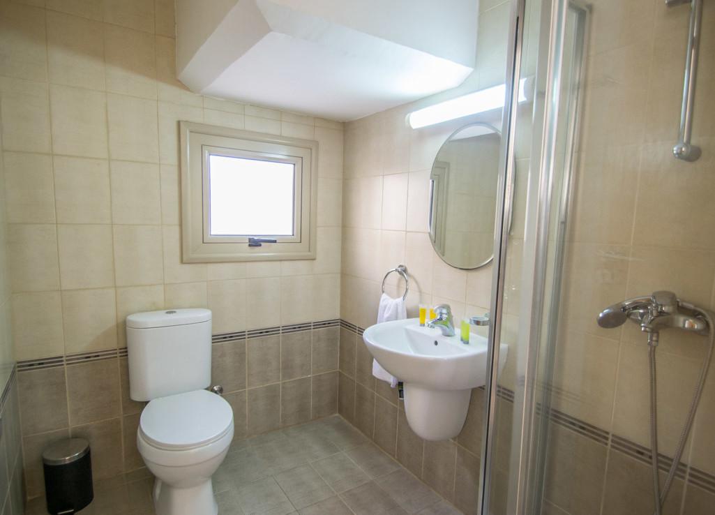 дополнительная ванная комната
