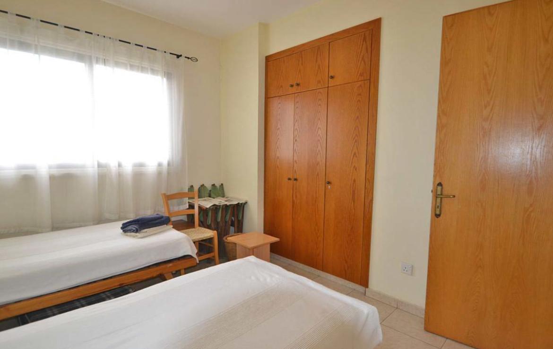 Спаля в квартире в Ларнаке
