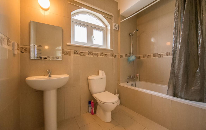 Ванная комната в бунгало