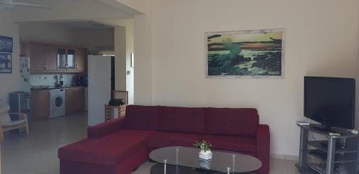 Гостиная в доме в Пернере