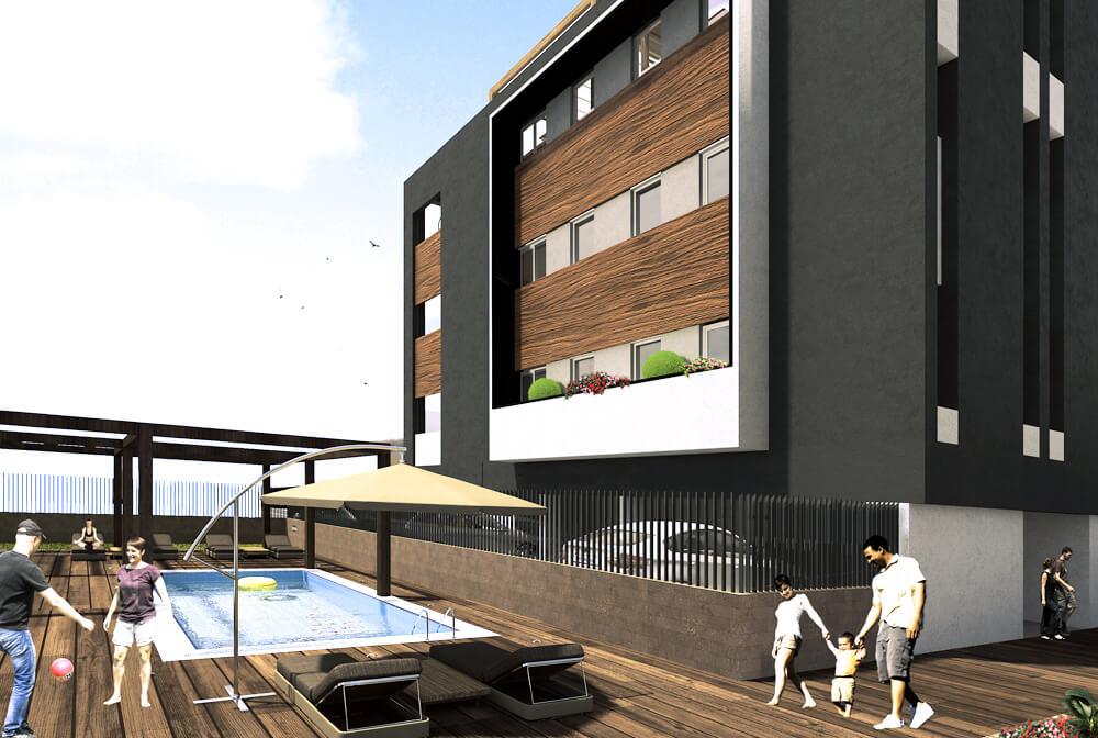 Новый проект в Ларнаке