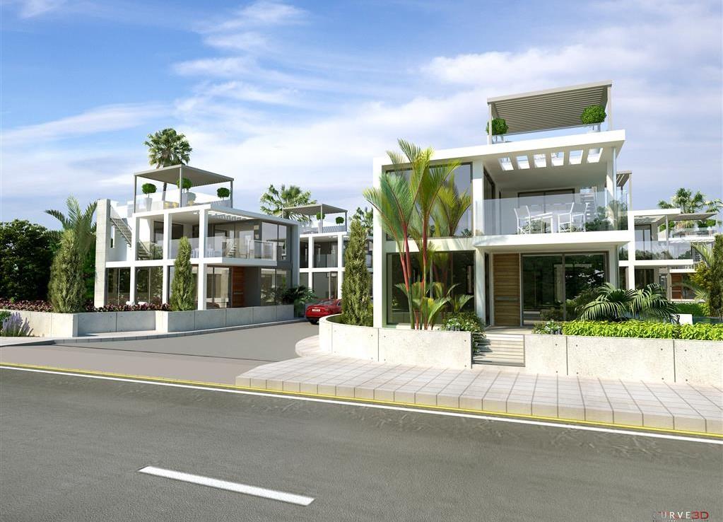 Новый комплекс вилл в Протарасе