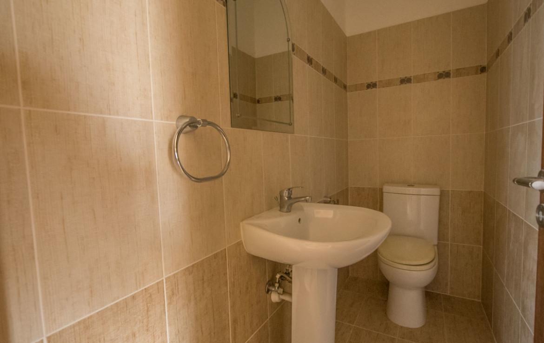 Гостевой туалет в квартире