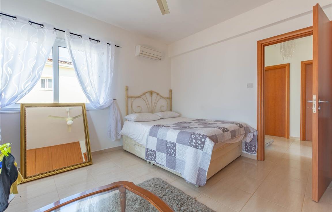 Спальня в доме на продажу на Кипре