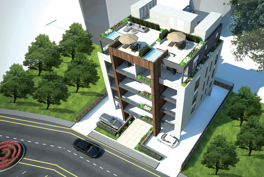 Новая квартира на продажу в Ларнаке