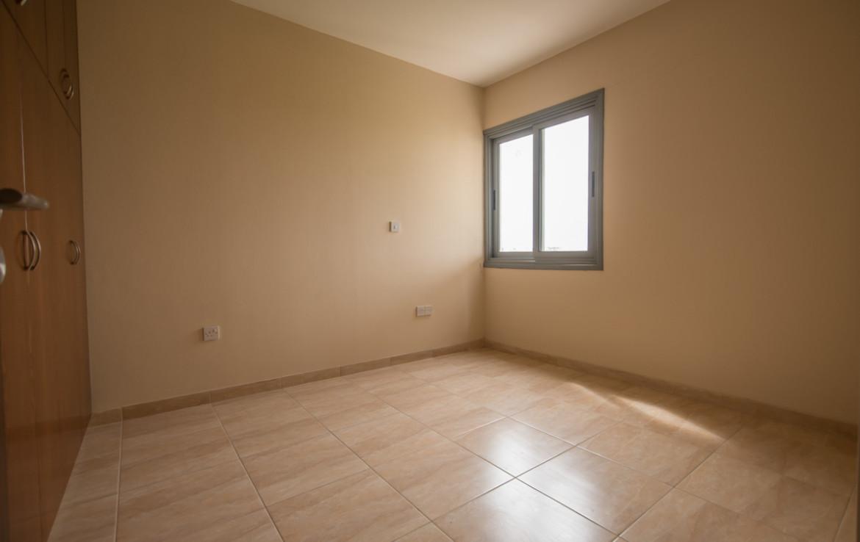 Спальня в квартире в городе Паралимни