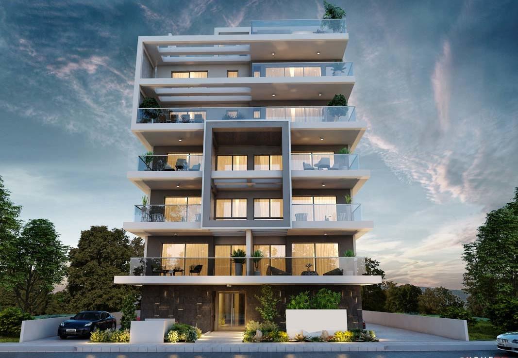 Купить новую квартиру в Ларнаке