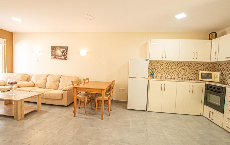 Жилая зона в квартире