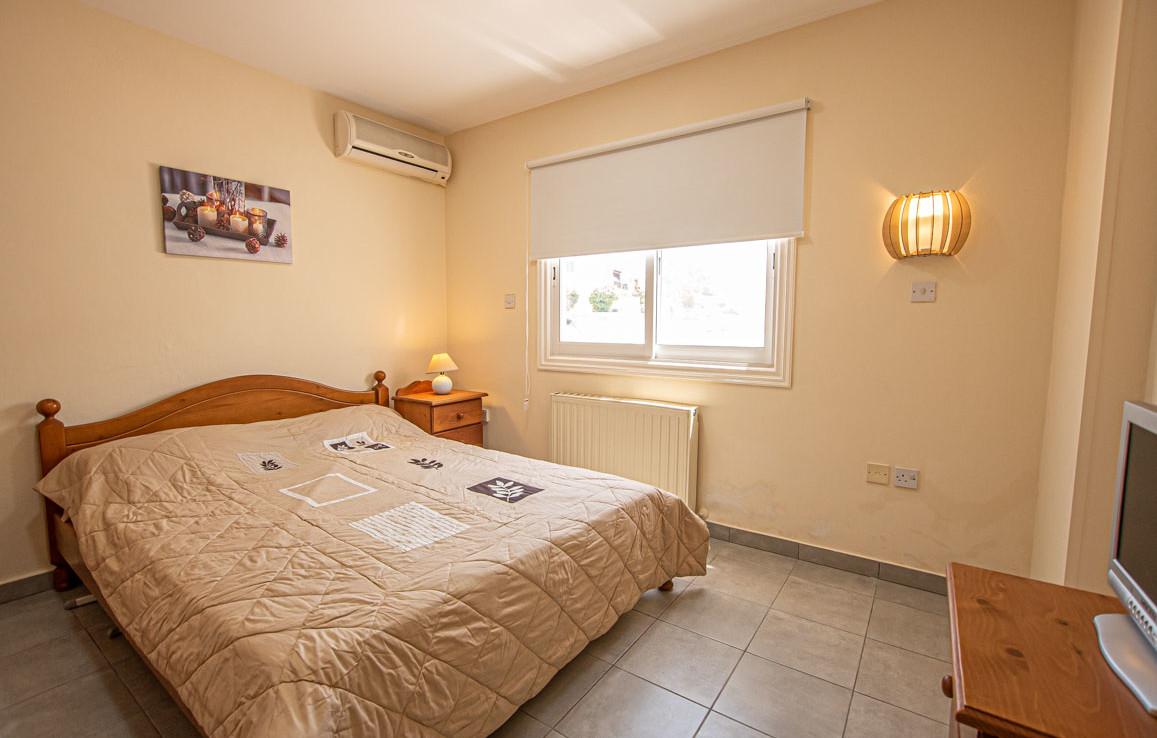 Спальня в трехспальной квартире
