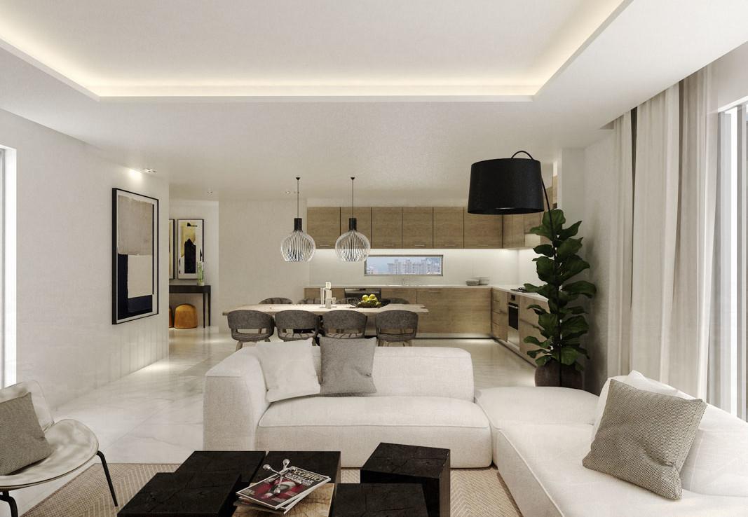 Модерновые квартиры в Ларнаке