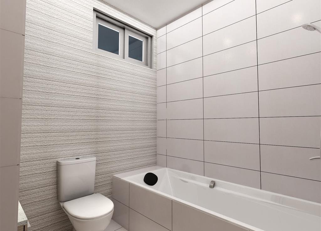 Ванная комната в новой квартире