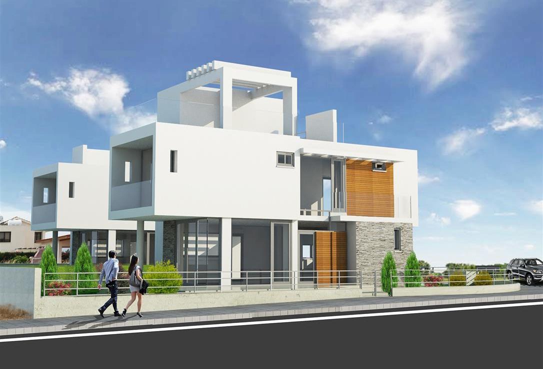 Новый комплекс в Пиле