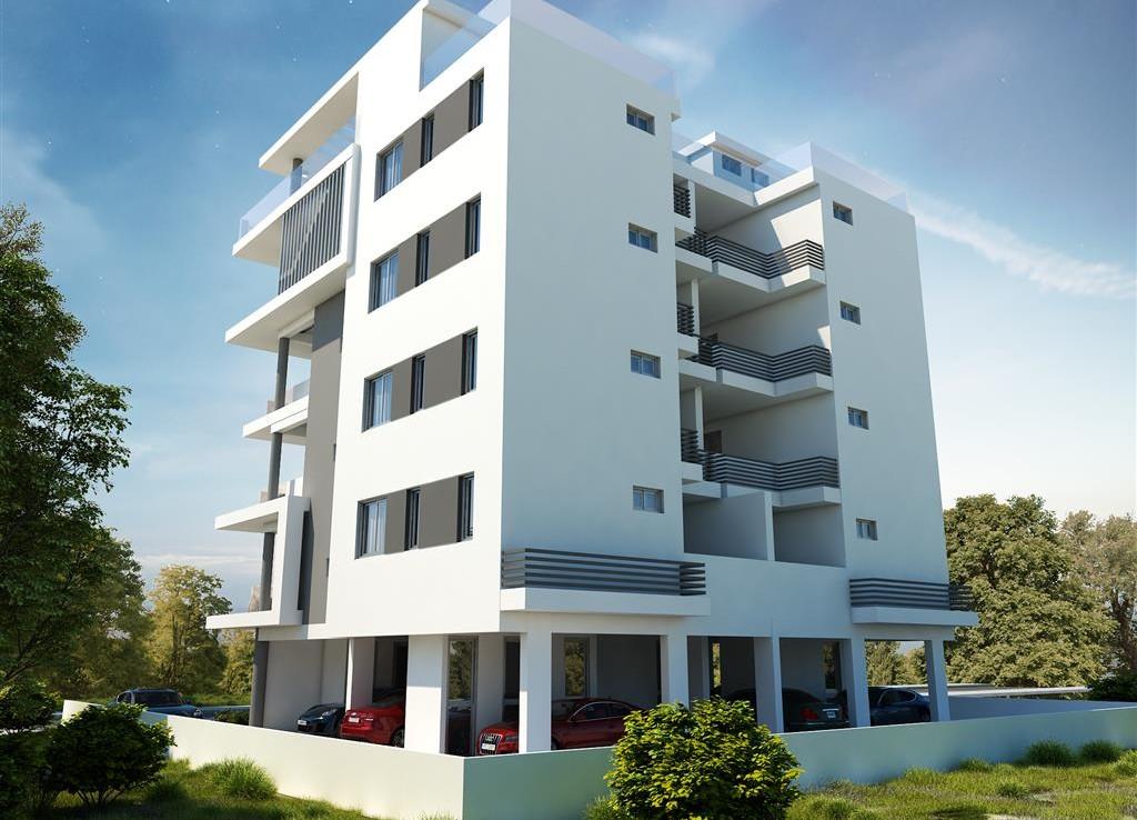 новые квартиры в Ларнаке