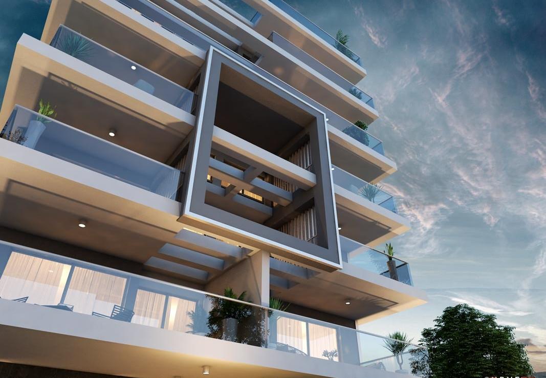 Новые квартиры Ларнаки