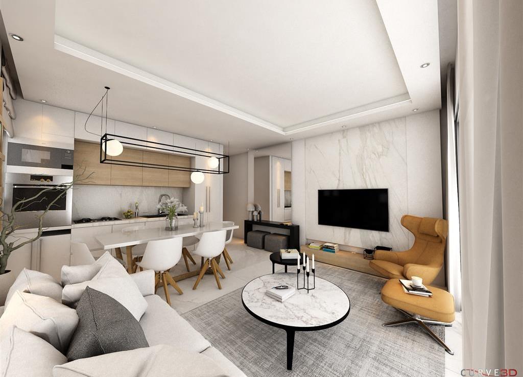 Гостиная область в квартире
