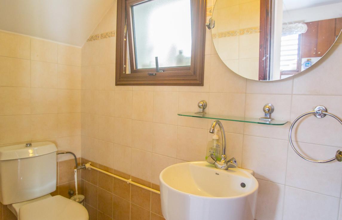 Гостевой туалет в доме