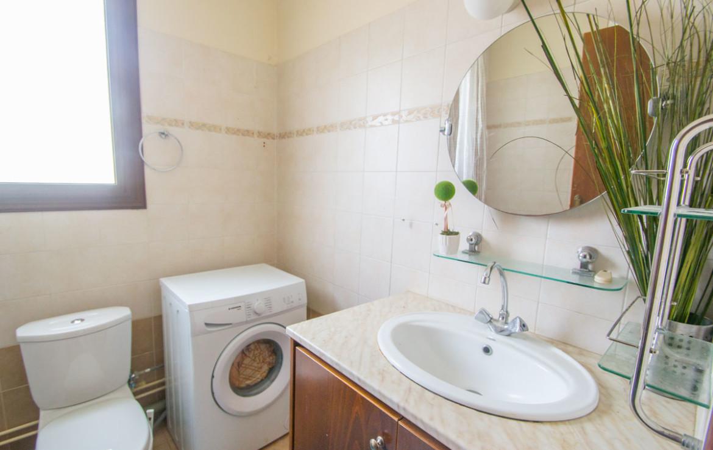 Ванная комната в вилле на продажу