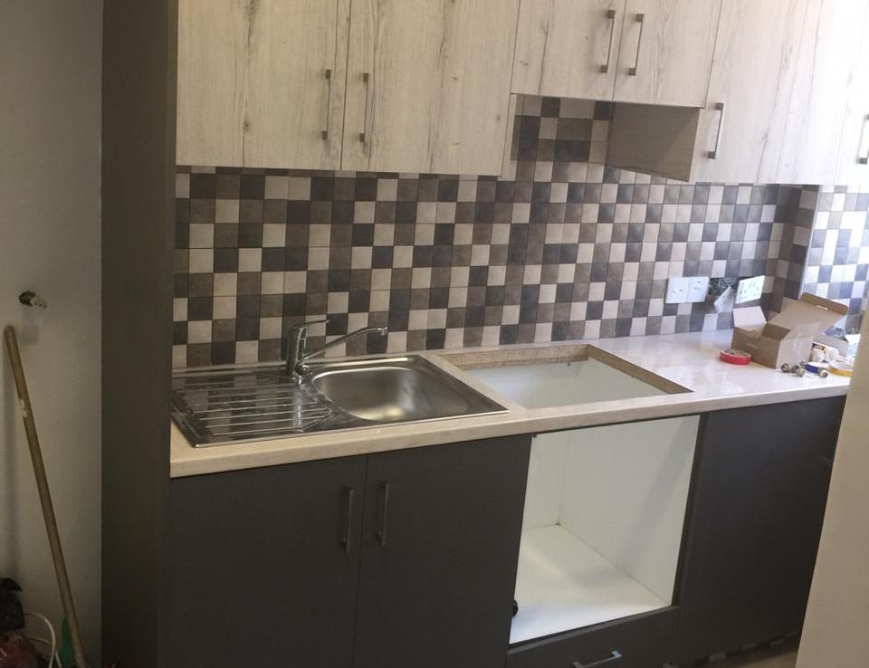 Новая кухня в квартире