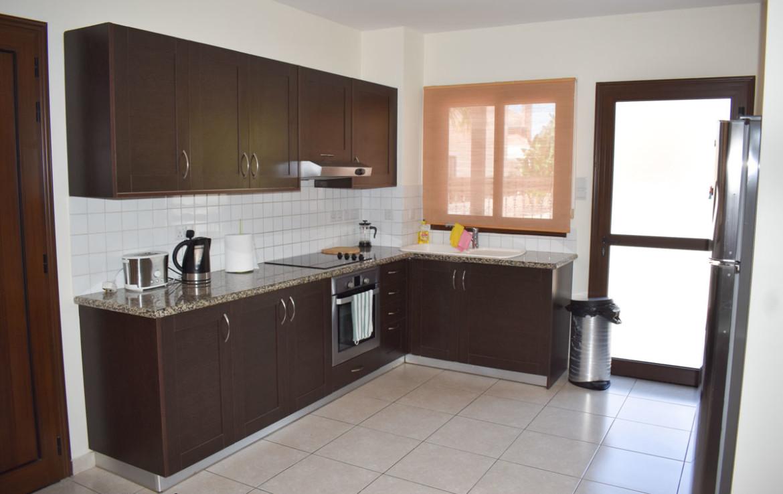 Кухня в трехспальной вилле