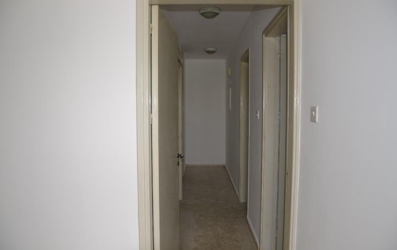 Корридор в двуспальном доме
