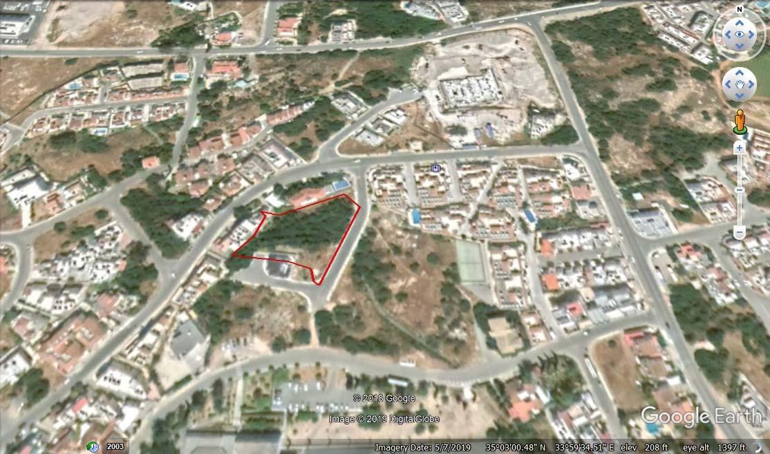 Земельные участки на Кипре