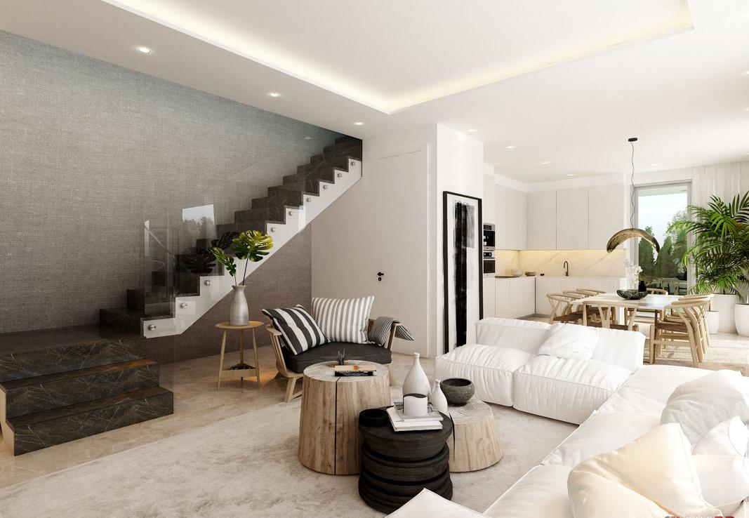Новый дом на продажу в Протарасе