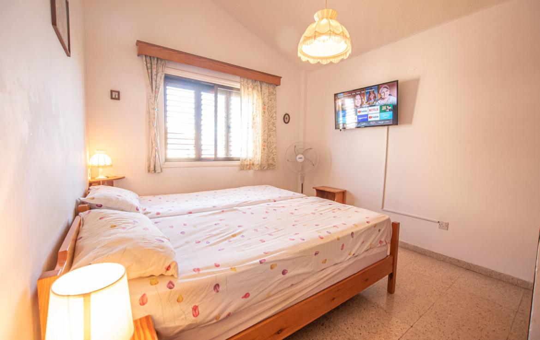 Спальня в квартире на продажу в Пернере