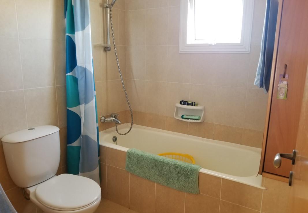 Ванная комнтата в трехспальной квартире