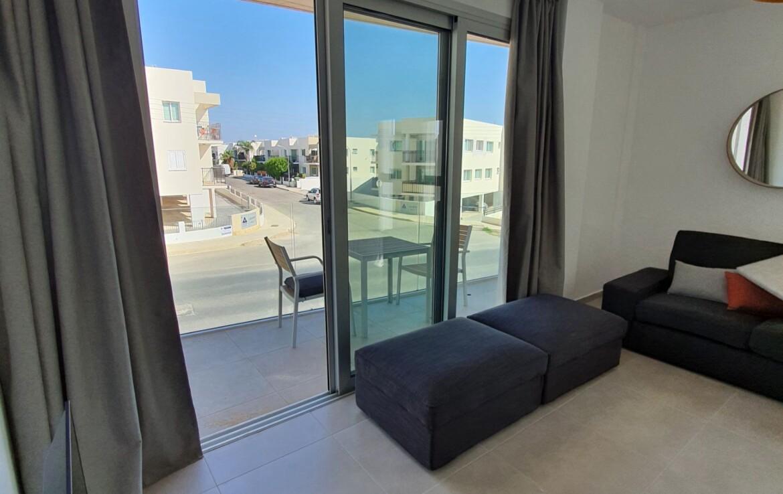 Квартира на Кипре - зал