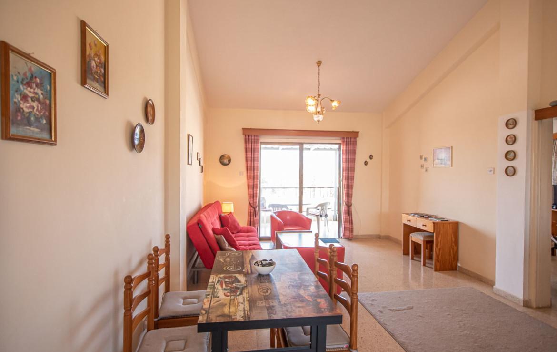двуспальная квартира на Кипре