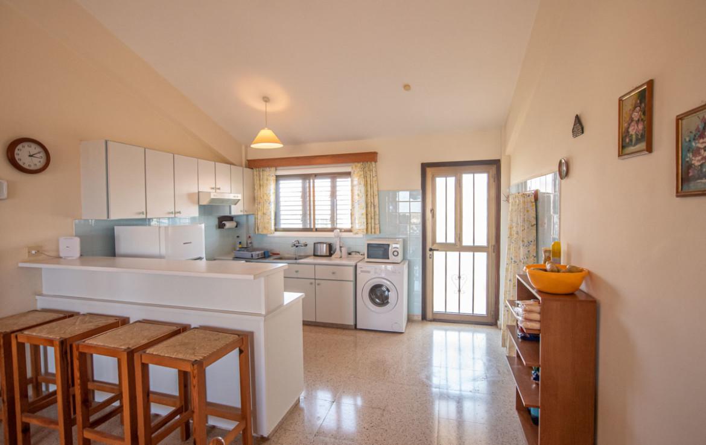 Кухня в квартире в Пернере