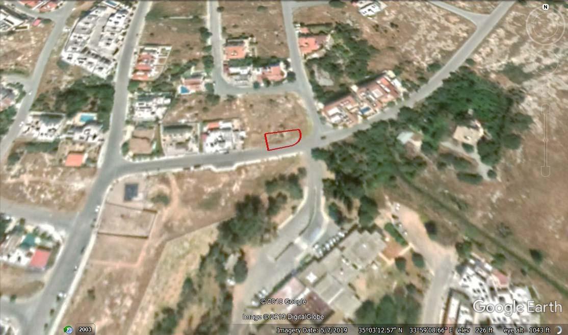 Купить земельный участок в Паралимни