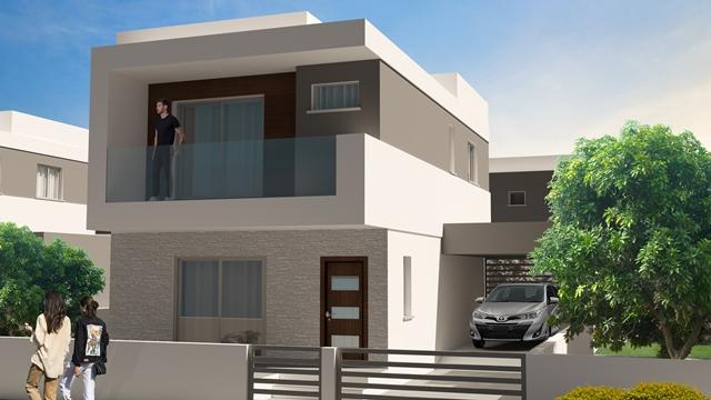 Новые дома во Френаросе