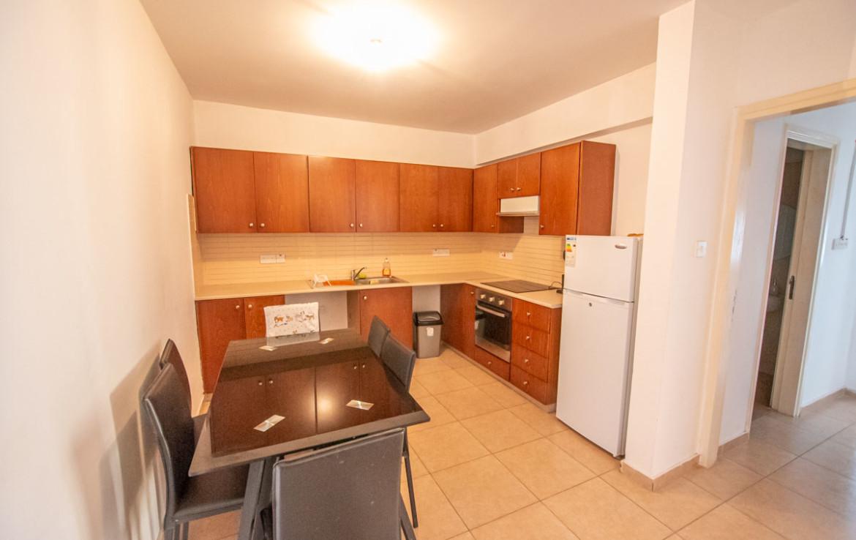 Кухня в квартире в Паралимни