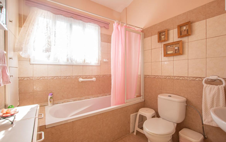 Ванная комната в доме
