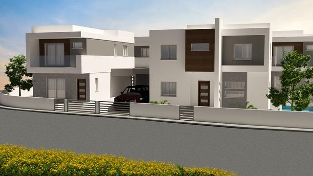 Современный дом во Френаросе