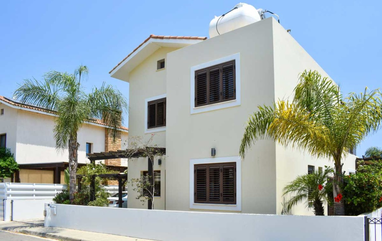 Купить дом с видом на море в Айя Текле