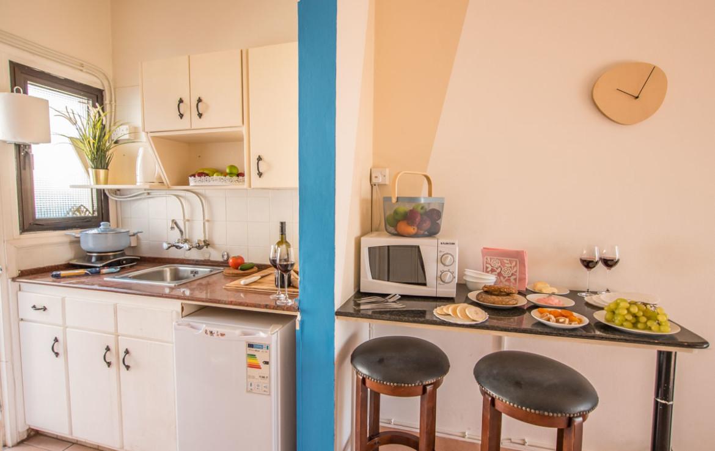 Апартаменты эконом класса в Айя Напе