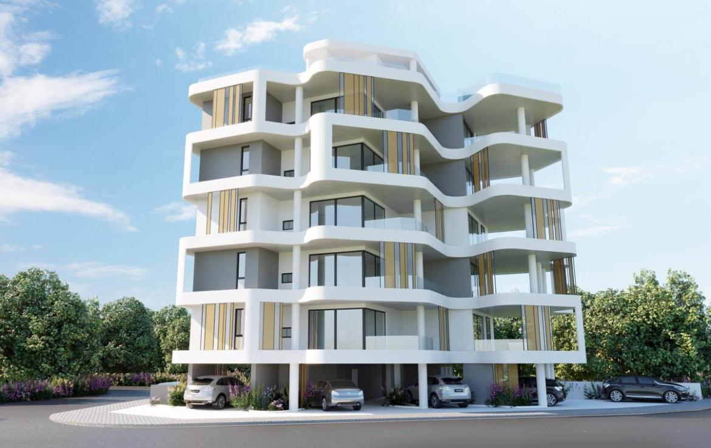 Новые апартаменты в Ларнаке